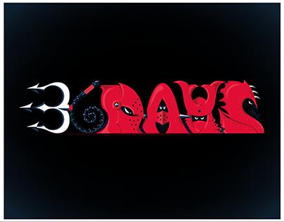 36DAYOFTYPE 06 + SAILOR DANNY