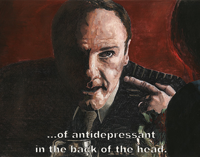 The Sopranos - S01E01 - 45mn - Tony