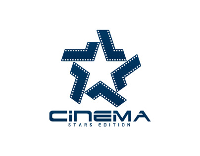 Star cinema design logo branding дизайн лого