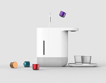 Coffee Machine Design