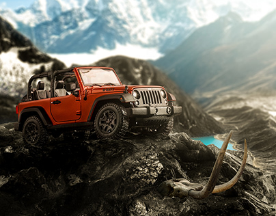 Jeep Willy Card Ads