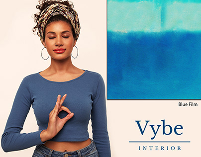 My personal project for Vybe Interior