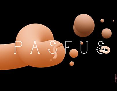 Pasfus Font