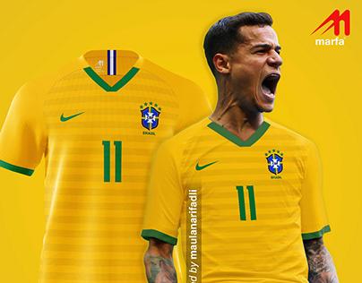 BRAZIL FANTASY DESIGN CONCEPT BY MAULANARIFADLI