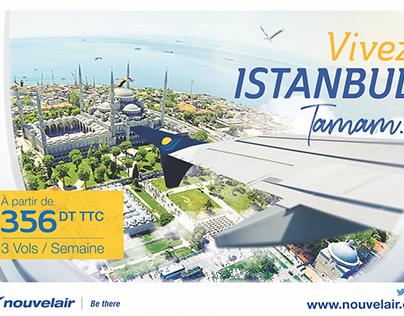 Nouvel Air - Nouvelle Destination Turquie