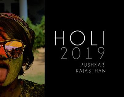 HOLI | Festival Photography