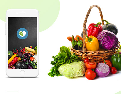 Organic Food Delivery App