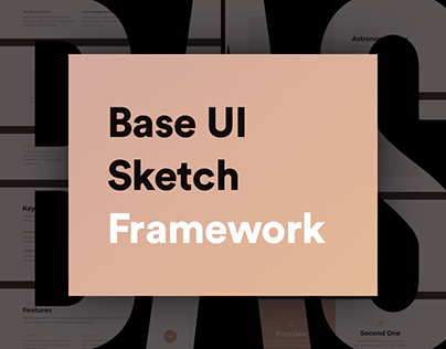 Base UI Sketch Framework