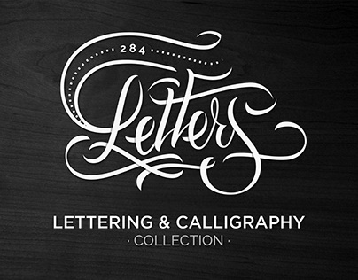 Lettering & Calligraphy Collection 2016