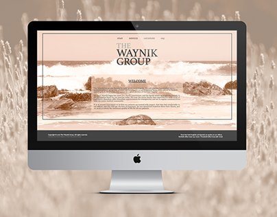 Website - The Waynik Group
