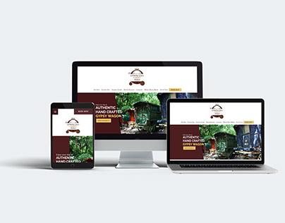 Glamping Gypsy Website