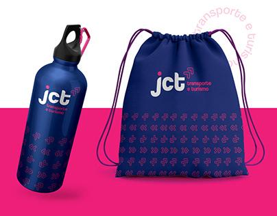 JCT Turismo - Identidade Visual