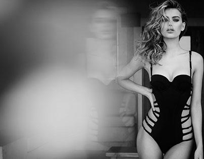 Retouching Job For Harper's Bazaar Poland-Bregje Heinen
