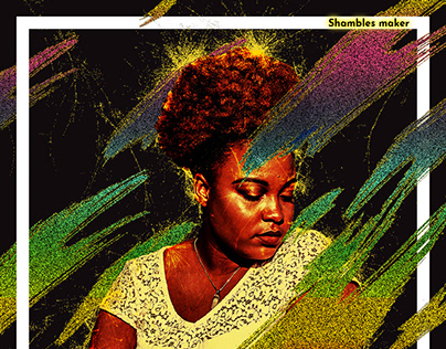 Shambles maker🌈📸 | Project 008