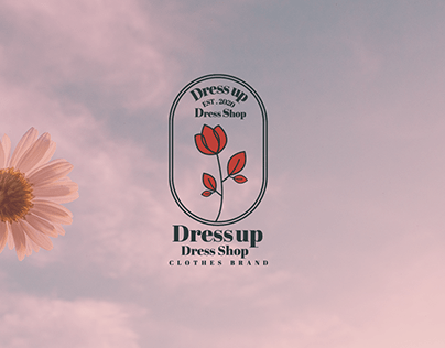 Dress Up | Visual Identity