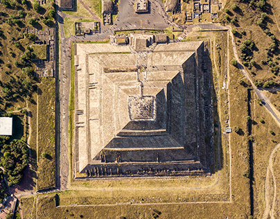 Teotihuacan. Mexico