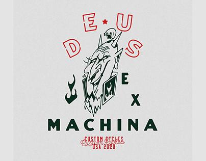 DEUS EX MACHINA / COLLAB