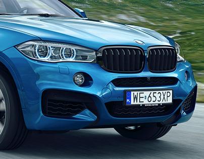 BMW X6 CGI