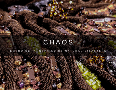 CHAOS: Embroidery Swatches