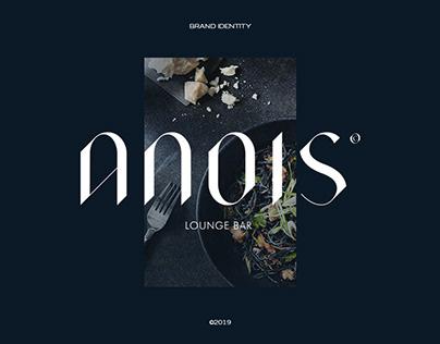 Anois - Brand Identity