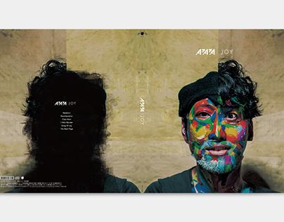 "ATATA Mini Album ""JOY"" [Limited in Venue] - Jacket"