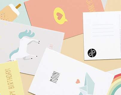 Die Pampi, Corporate Design and print products