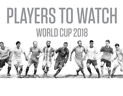 World Cup 2018 Player to Watch
