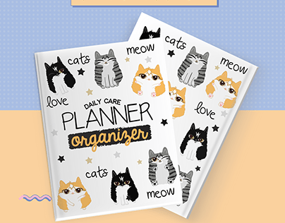 New Daily Care Planner Available on Amazon
