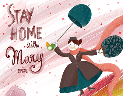 Stay Home with Mary