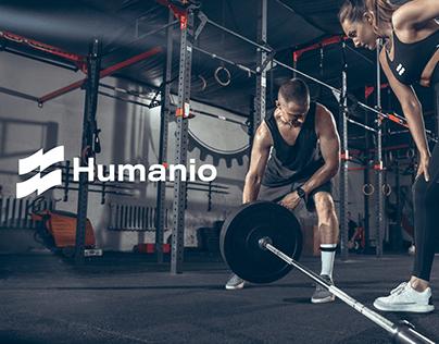 Visual Identity Design For Humanio
