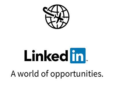 LinkedIn. A world of opportunities.