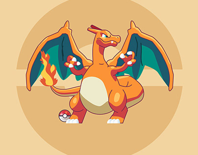 Pokemon illustrations