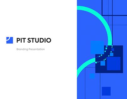 Pit Studio Branding Presentation