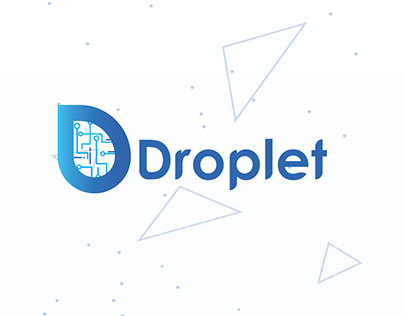 Droplet - Logo
