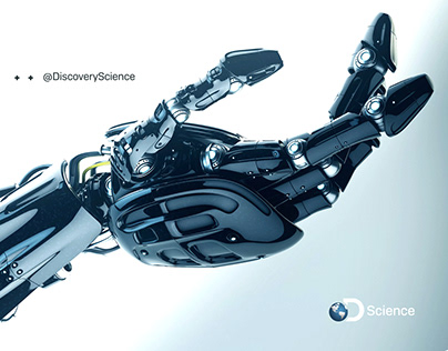 Discovery Science Network Rebrand Pitch