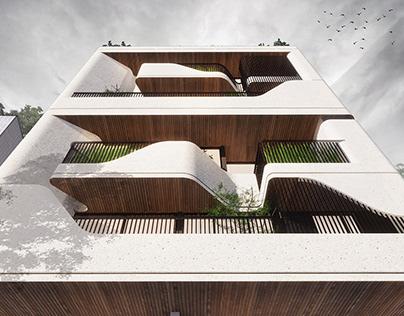 BJ Residence   Architecture   Bangalore, India