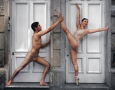 Kaana Dance Company image campaign 2015