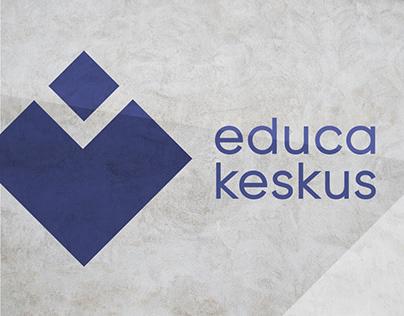 Poster and Leaflets for Educa Keskus