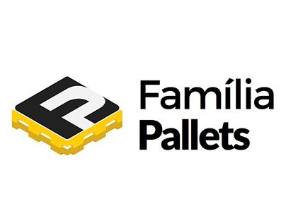 Redesign Família Pallets
