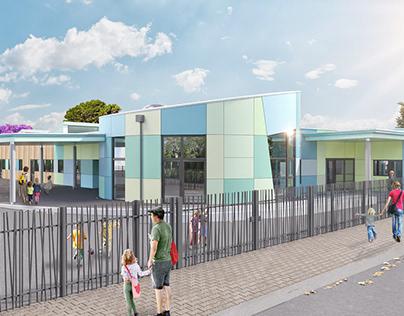 Ecole maternelle Sainte-Bernadette, Jeumont