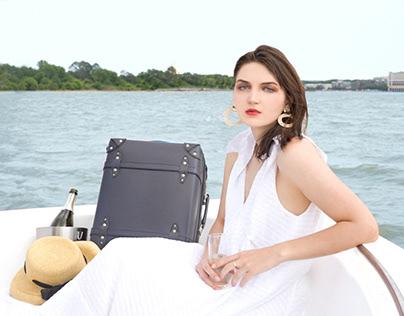 Fashion Promotion – Lanvin Travel Trunks