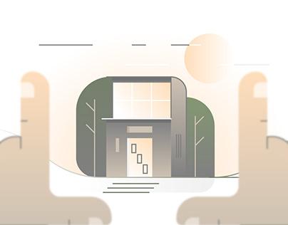 Explainer video for Property Staging - Ustage