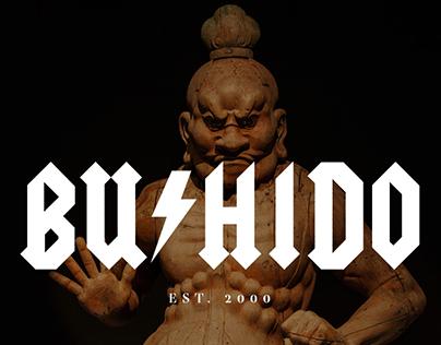 Bushido Tattoo Website
