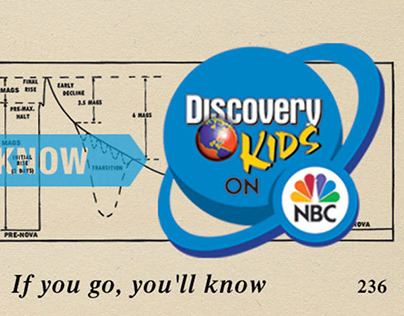 ADVERTISING: Discovery Kids on NBC