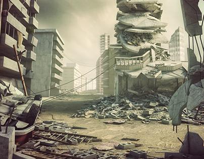 Destroyed Town - Criminal Case
