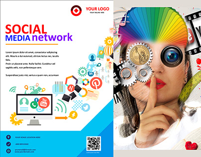 Corporate or Business Flyer or Poster Design