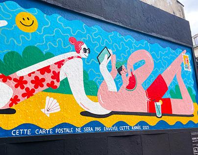 Mural / Le M.U.R Oberkampf