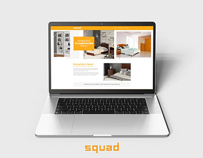 Squad - Pagina Web