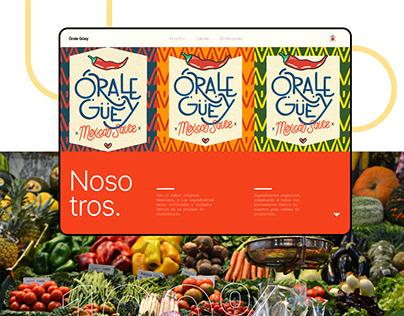 Órale Güey / Mexican Sauce