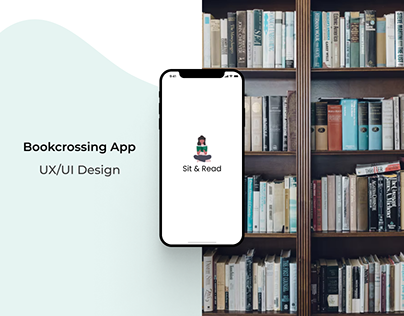 Bookcrossing Mobile App